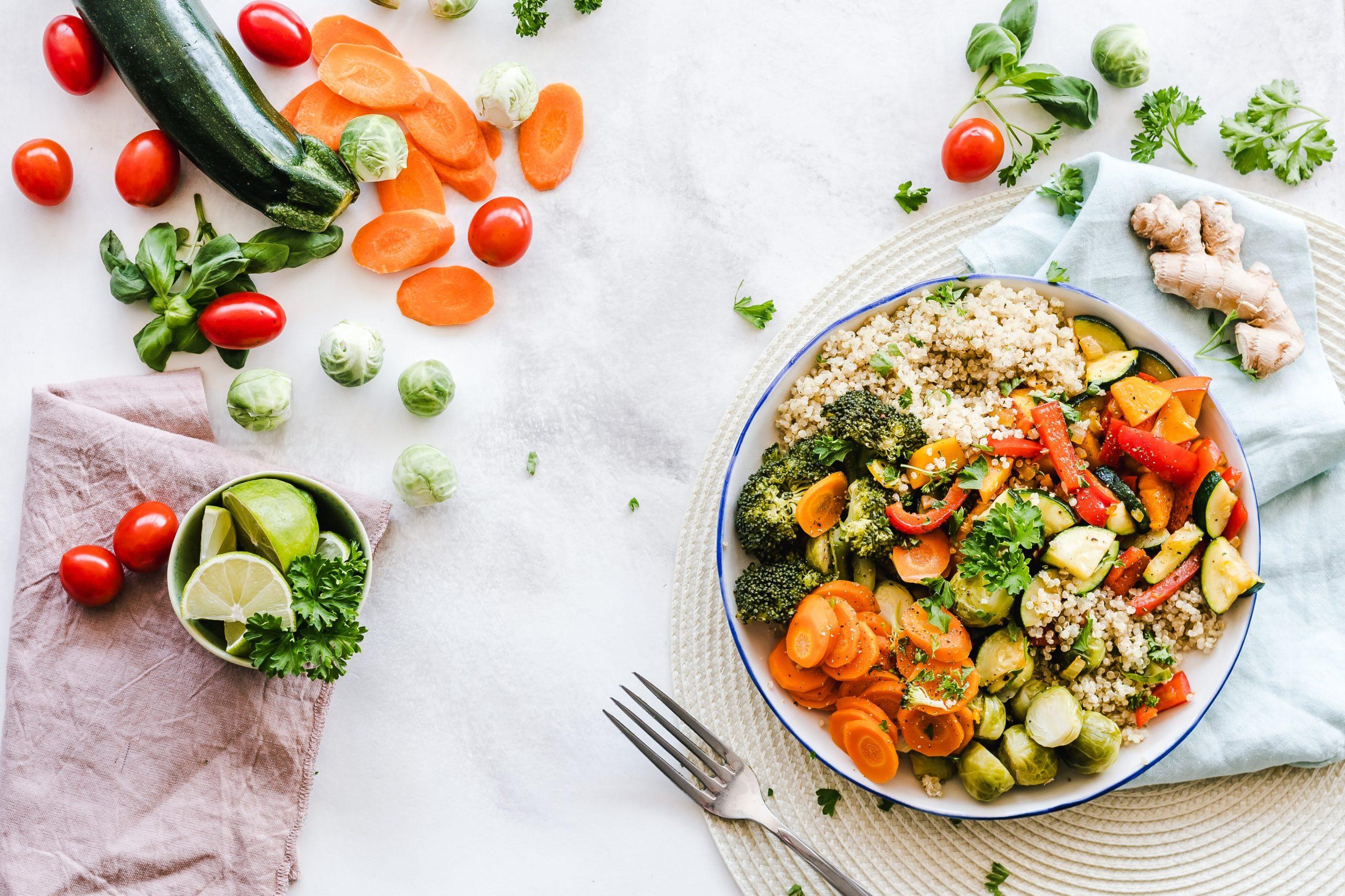 Foto Food Dynamics: Artikel Gezonde voeding is geen kortdurende hype